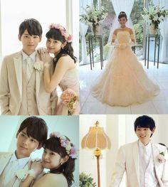 結婚おめでとう。 (2回目の結婚式だけど)