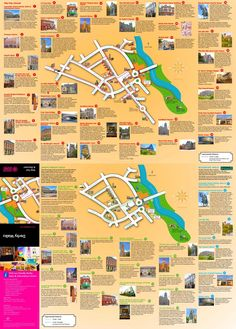 Southampton sightseeing map Maps Pinterest Southampton and City