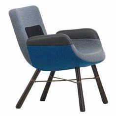 East River Chair Stoel Donker Eiken