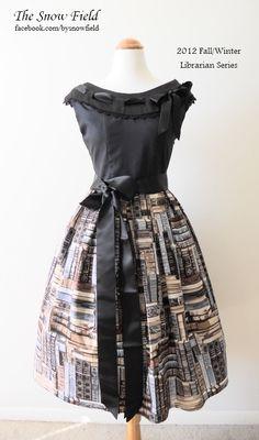 Book skirt
