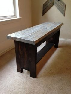 12 best reclaimed wood tutorials images recycled furniture wood rh pinterest com