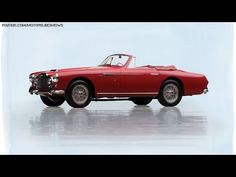 1953 Aston Martin DB2/4 Drophead Coupe by Bertone For Sale - RM Auctions