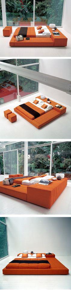 Modern Beds Inspire the Ultimate Bedroom Decor, modern beds, luxury beds, interior decorating bedroom, amaizng beds
