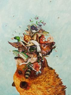 pyramid scheme, jenny keith-hughes. want this on my wall, in the worst way.