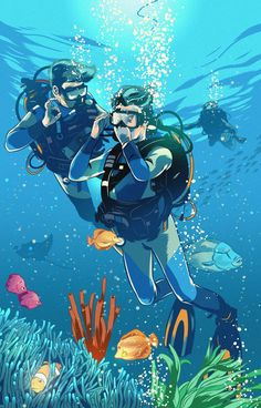 Panic is one of the major problems scuba divers deal with. Check out our pro tips on how to deal with panic underwater while scuba diving.