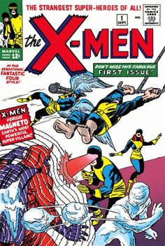 The X-Men Issue # 1 (Marvel)