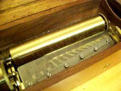 Music box Ducommun Girod, like Polyphon / Regina