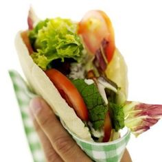 Top Ten Healthy Lunch Ideas For Work