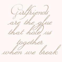 Girlfriends / My Besties