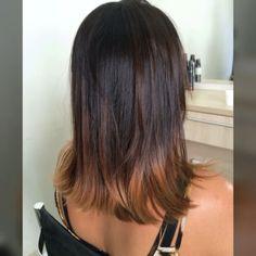 Hombrè hair, cobre, copper