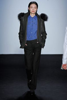 Timo Weiland | Fall 2013 Ready-to-Wear Collection | Style.com