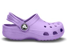 Crocs Kids Classic Shoe Iris, The original kids Croc shoe Kids & Babies  Purple, UK kids UK Kids Original @ Jelly Egg
