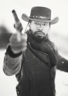 Jamie Foxx in Django Unchained (2012)