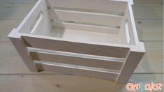 Καφάσι ξύλινο λευκό . Διαστάσεις 25cm x 18cm x 12,5cm ύψος