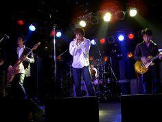 [Champagne]2004/12/27 池袋のLIVE INN ROSAで行われた 友人のバンド[Champagne]のライブ Champagne, Live, Concert, Concerts