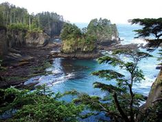 Cape Flattery will get you everywhere The view from the northernmost tip of the Olympic Peninsula, Washington State   Seattle Met magazine article