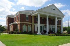 USC Gamma Phi Beta Sorority House - University of South Carolina Greek Village, Columbia, SC