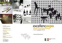 EXCELLENCEXPO BERNA FOOD & DESIGN, Berna, 2013 - Umberto Maria Cioffi