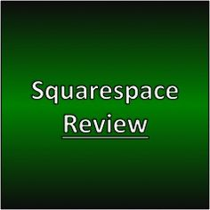 SquareSpace Review #squarespace #makemoneywithwebsites