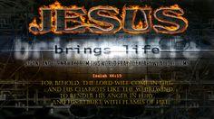 Jesus brings life by Christsaves.deviantart.com on @deviantART