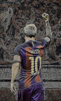 Leo Messi x Don Messi x FCB