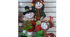 Christmas Ornaments, Holiday Decor, Crafts, Baby Dolls, Christmas Crafts, Type Design, Baby Sewing, Snow, Kids Crafts Diy Easy