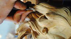 L'atelier de sculpture sur bois en DMA 1 - École Boulle