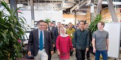 Presiden Joko Widodo telah menghadiri Konferensi Tingkat Tinggi di Amerika Serikat, tepatnya di Sunnylands, California.
