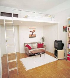 Ideas for Small Apartments