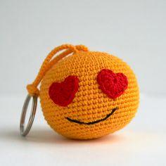 Keychain emoji