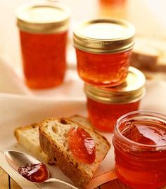 Make homemade jam and jelly to enjoy year round! Check out our tips for making this sweet treat: http://www.bhg.com/recipes/how-to/preserving-canning/jam-jelly-tips/?socsrc=bhgpin041612jamandjellytips