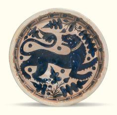 'oak leaf' bowl painted     other tablewares     sotheby's l16231lot92v86fr