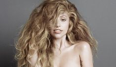 Lady Gaga Is NSFW And Au Naturel : 07/22/2013