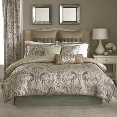 Croscill Pavlova Bedding By Croscill Bedding, Bed Sets, Comforters, Duvets, Bedspreads, Quilts