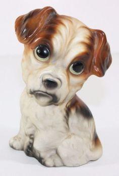 Vintage-Terrier-Dog-Figurine-Old-Japan-5-inch-Puppy-Yorkie