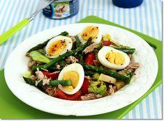 Cobb Salad, Vitamins, Ethnic Recipes, Food, Hoods, Meals