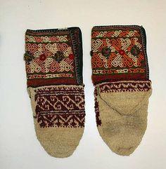 socks from Northern Dalmatia