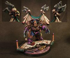 Bildresultat för dreadclaw emperors children