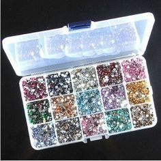 Bedazzled Shoes, Bling Phone Cases, Nail Supply, Acrylic Resin, Crafty Craft, Crystal Rhinestone, Beaded Jewelry, Craft Supplies, Jewelry Design