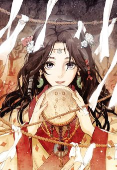 Read Blue Glass 2000 Manga Online For Free. Blue Glass summary: You may know the story of Princess of Nakrang, but behind the scenes of the ancient. Chica Anime Manga, Manga Girl, Anime Art Girl, Anime Girls, Anime Style, Fantasy Characters, Anime Characters, Character Inspiration, Character Art
