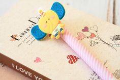 cute cartoon Elephant Hello Geeks pen Ver 02