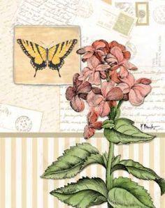 Botanical Collage I