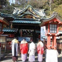 「浅間神社に針供養に行って来ました。  #東亜和裁  #toawasai  #針供養」