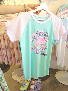 [J-Fashion] The milklim Store in Harajuku is a Fairy-Kei Paradise!