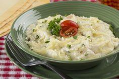 Spaghetti Squash Chicken Alfredo | EverydayDiabeticRecipes.com