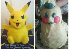 Pikachu to Pika-eugh in no time