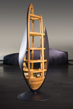 Chivas 18 Mascherone by Pininfarina is the ultimate status symbol for your home. Inspired by the mascherone, the original wooden frame that was used to refine automobile shapes, it marks the pinnacle of the partnership. Hand assembled in Cambiano by Pininfarina, Limited Edition 3 has an oak internal structure clad in aluminium. Illumination from the base brings this collector's piece to life. Only five Mascherones will be on display globally. Otherwise, it's made to order. If you have to…