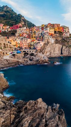 Cinque Terre is on my bucket list! #HiltonStory