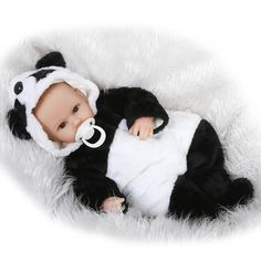 Hot Sale 42cm Cute Little Baby Boys Dolls Real Life Silicone Reborn Baby Doll For kids Gifts Cheap Reborn Baby Dolls For Sale