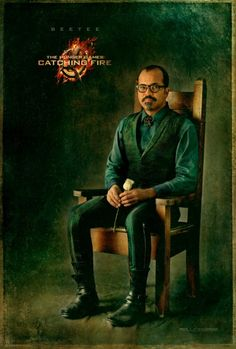"Jeffrey Wright as Beetee in ""The Hunger Games: Catching Fire."""